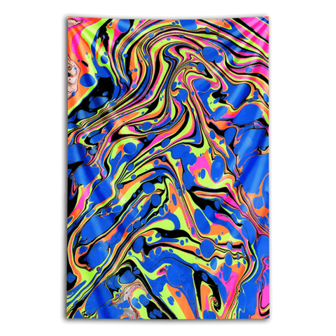 "Wall Tapestry ""Neotropical Nootropics"""