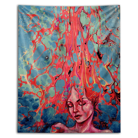 "Wall Tapestry ""Seraphina"""