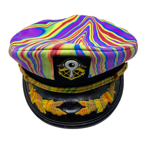 Premium Captains Hat 471