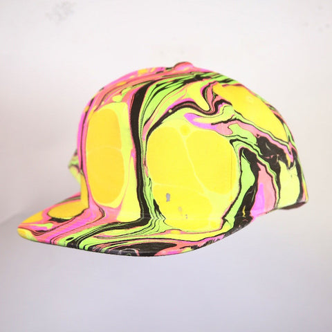 Painted Classic Snapback 046