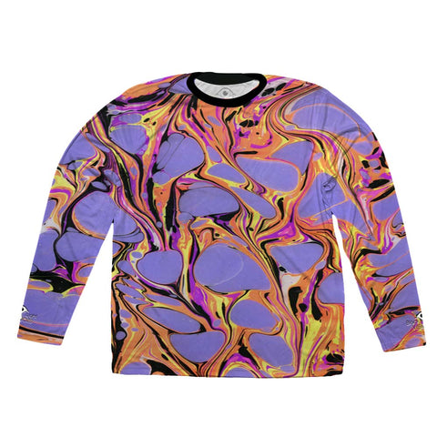 'Midnight Magma' Long Sleeve