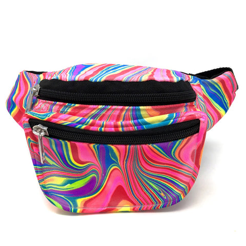 Painted Fanny Pack 326