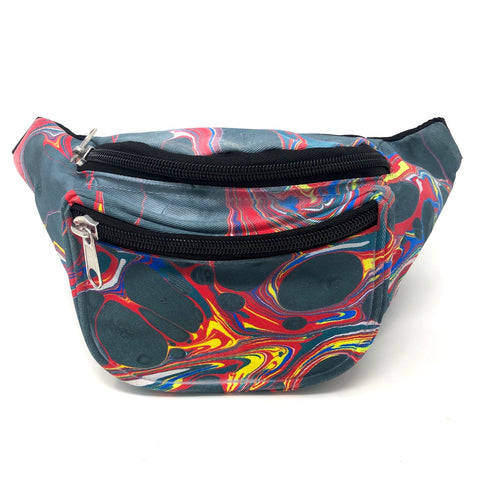 Painted Fanny Pack 332