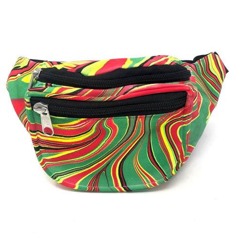 Painted Fanny Pack 336