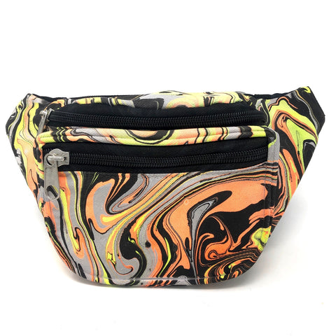 Painted Fanny Pack 338