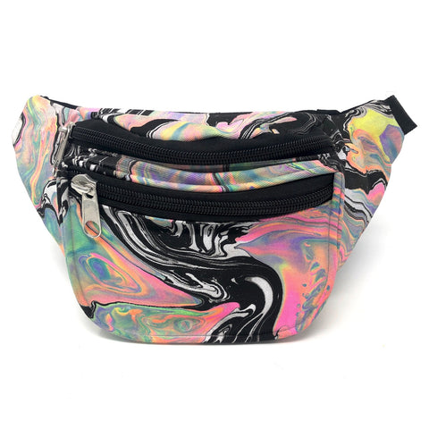 Painted Fanny Pack 339