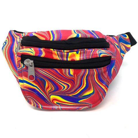 Painted Fanny Pack 340