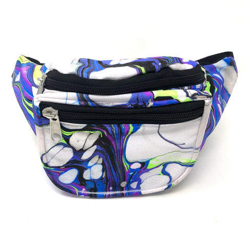 Painted Fanny Pack 341