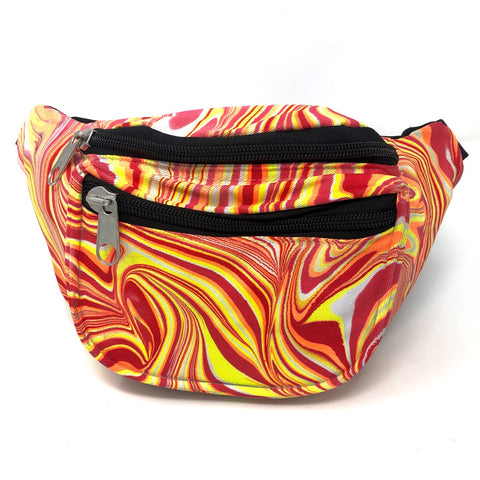 Painted Fanny Pack 352