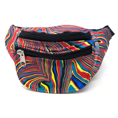 Painted Fanny Pack 353