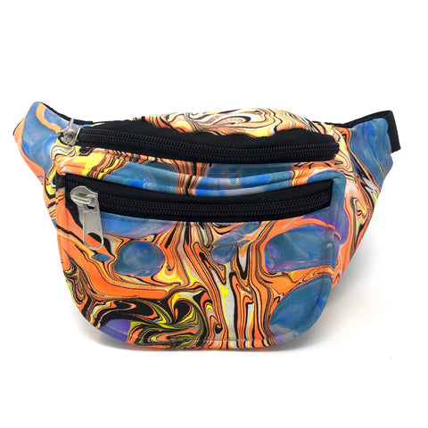 Painted Fanny Pack 354