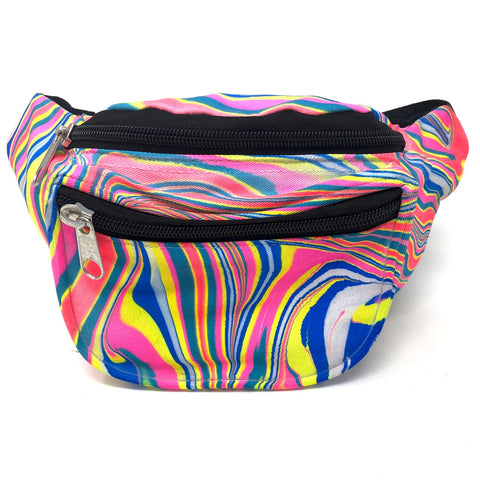 Painted Fanny Pack 355
