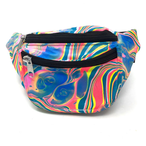 Painted Fanny Pack 359