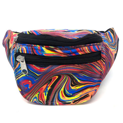 Painted Fanny Pack 361
