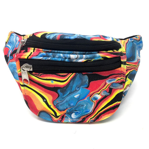 Painted Fanny Pack 370