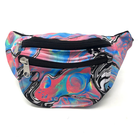 Painted Fanny Pack 371