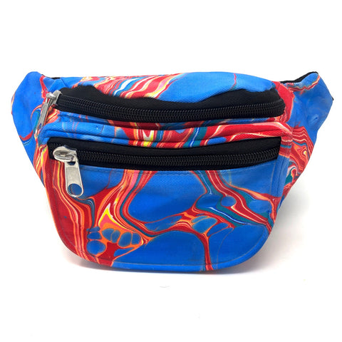 Painted Fanny Pack 374