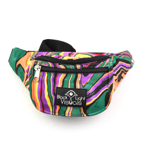 Painted Fanny Pack 118