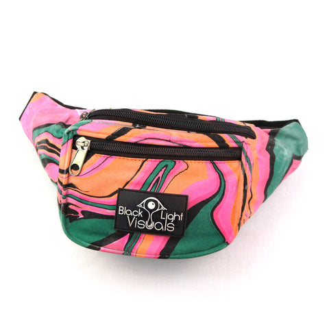 Painted Fanny Pack 145