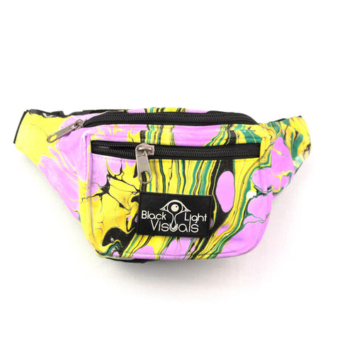 Painted Fanny Pack 146