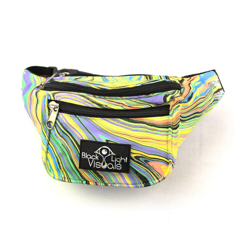 Painted Fanny Pack 213