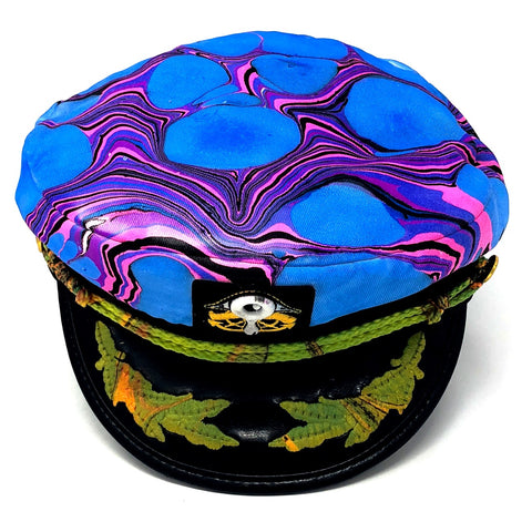 Premium Captains Hat 167