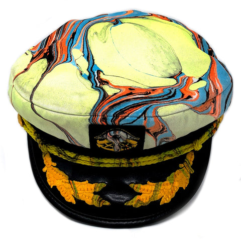 Premium Captains Hat 180
