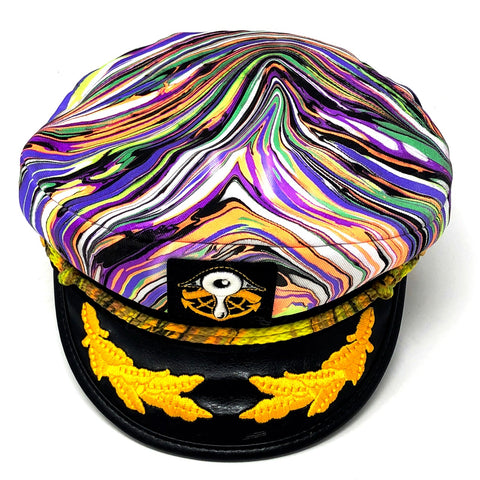 Premium Captains Hat 319