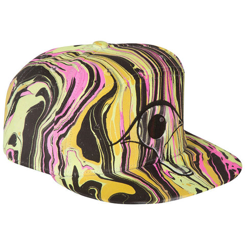 'Electric Lemonade' Premium Snapback
