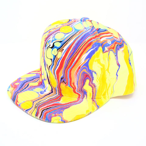 Painted Classic Snapback 229