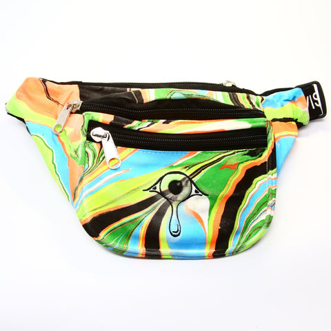 Painted Fanny Pack 253