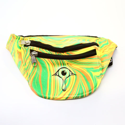 Painted Fanny Pack 257