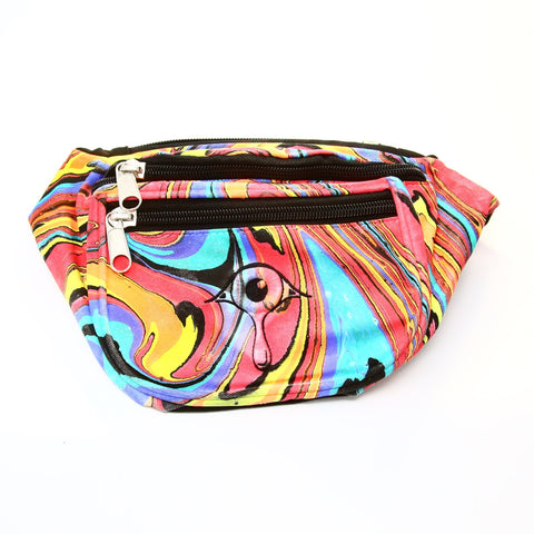 Painted Fanny Pack 307