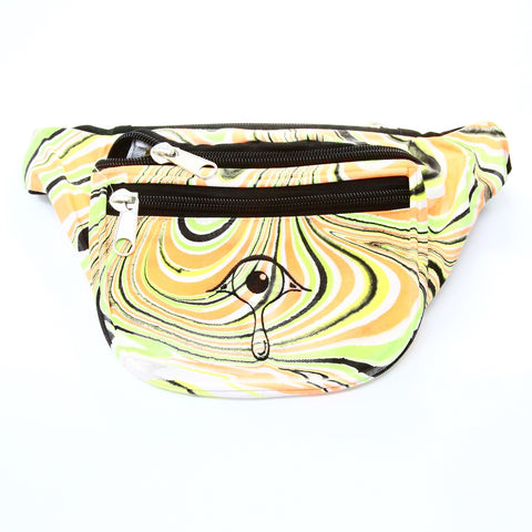 Painted Fanny Pack 322