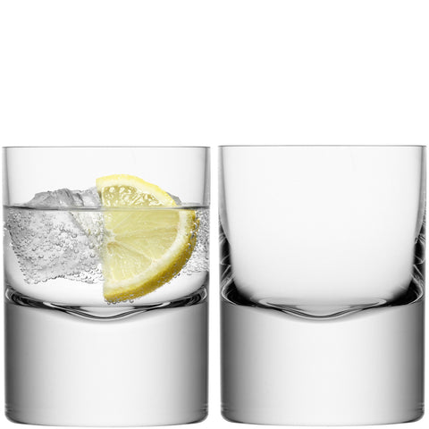 LSA Boris Double Old Fashioned - Set of 2