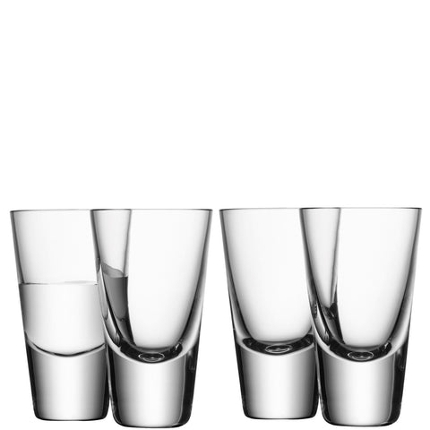 Bar Shot Glass - Set of 4