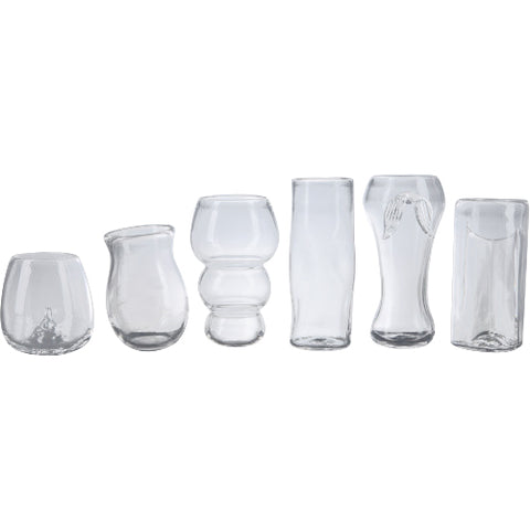 Hand Blown Speciality Beer Glassware