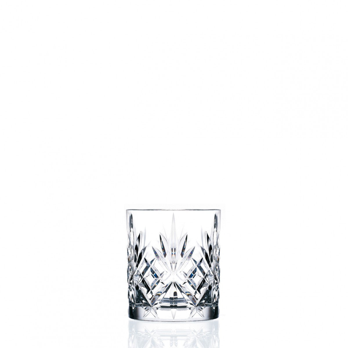 Rcr opera crystal double old fashioned glass 33