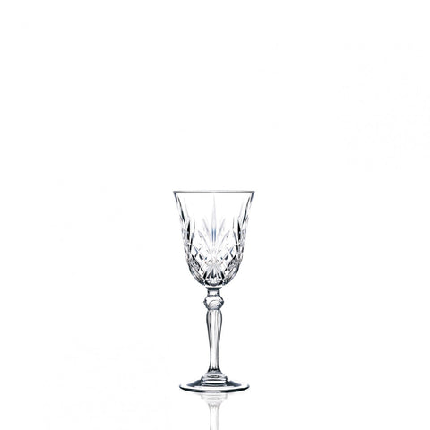 RCR Crystal Liquor Glass set of 6