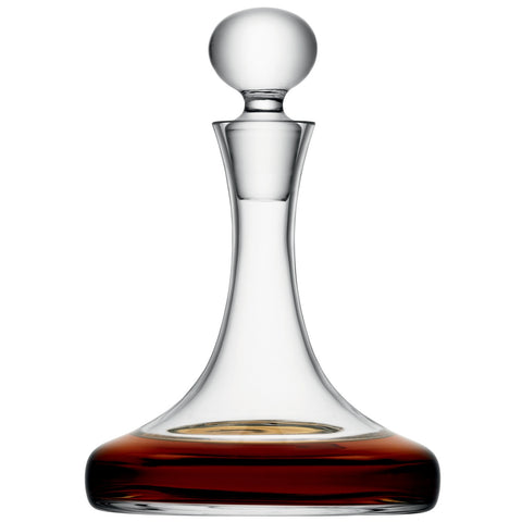 Bar Ship Decanter - Set of 4