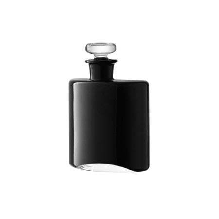 Black Flask Decanter - .35L