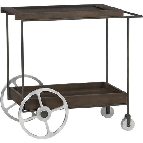 Porter Bar Cart by Cb2