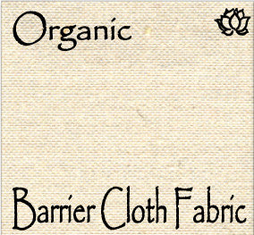 Natural Thread - Organic Barrier Cloth Sheets