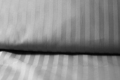 Organic Cotton Sheet SET - Damask Stripe