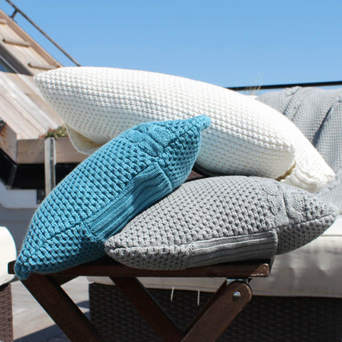 Honeycomb Organic Pillow