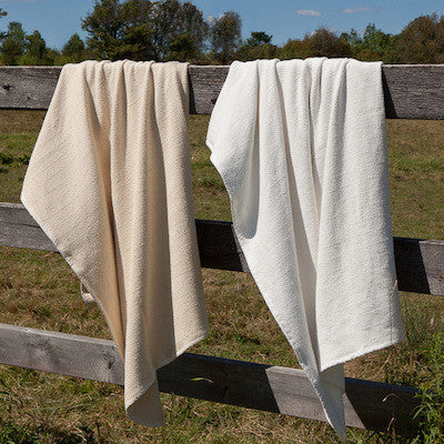 Natural Thread - Organic Blankets