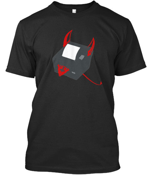 Devil Machine Tee