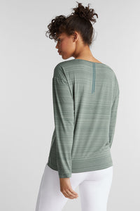 Active Long Sleeve Top with Drawstring HALF PRICE