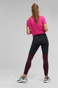 Attic Active Split Knee Leggings