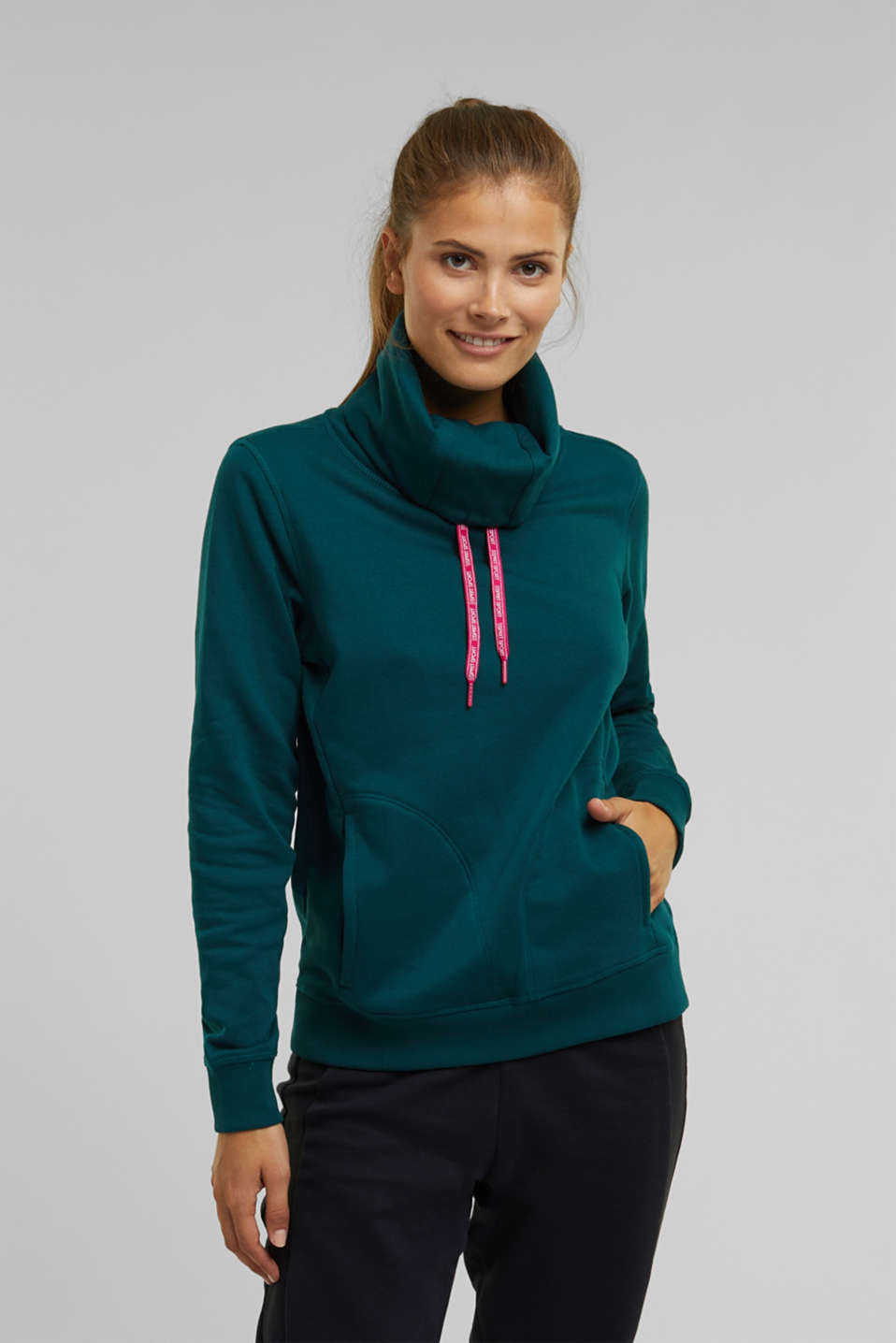 Active Cotton Sweatshirt